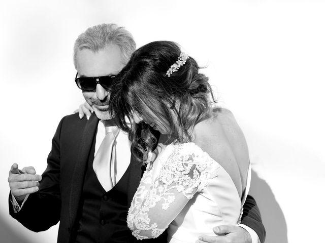Le nozze di Titti e Gaetano
