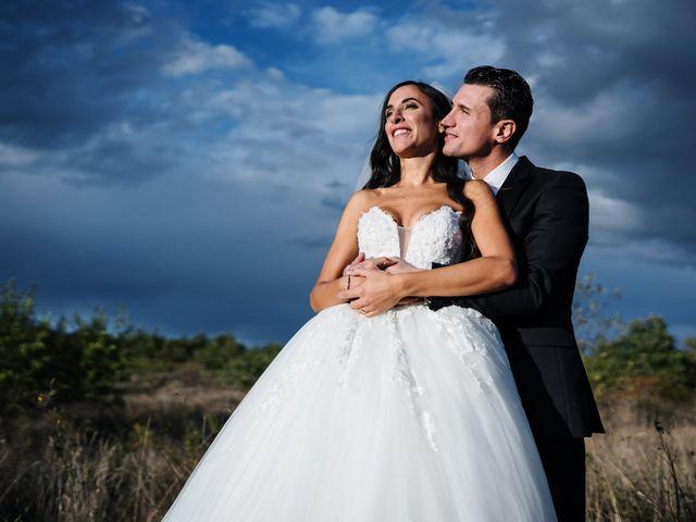 Le nozze di Lucilla e Marco