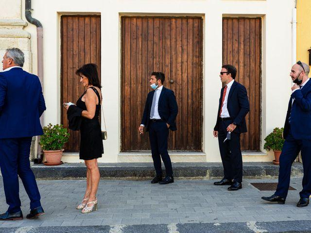 Il matrimonio di Stefano e Costanza a Brucoli, Siracusa 18