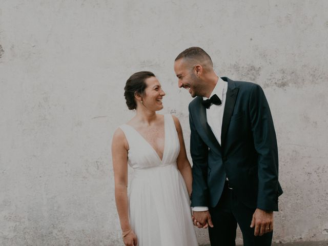 Le nozze di Sofia e Gigi
