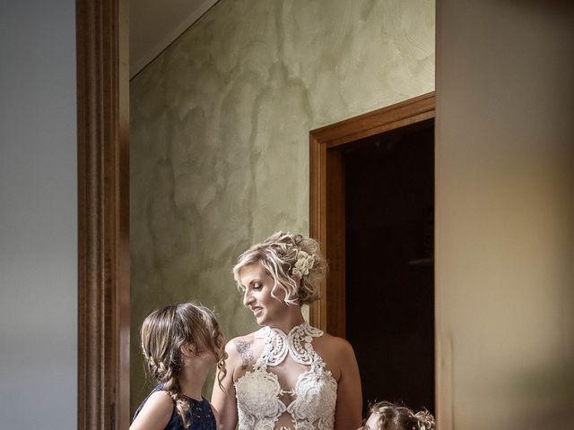 Il matrimonio di Elena e Andrea a Ghedi, Brescia 7