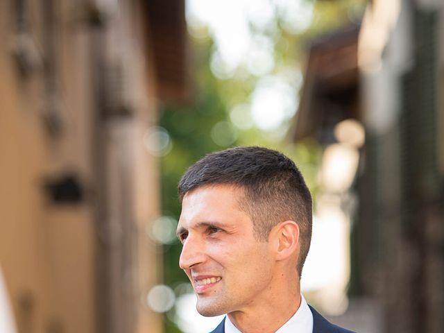Il matrimonio di Elena e Andrea a Ghedi, Brescia 8