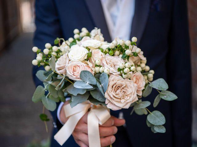 Il matrimonio di Elena e Andrea a Ghedi, Brescia 10