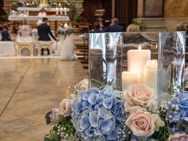 Il matrimonio di Elena e Andrea a Ghedi, Brescia 13