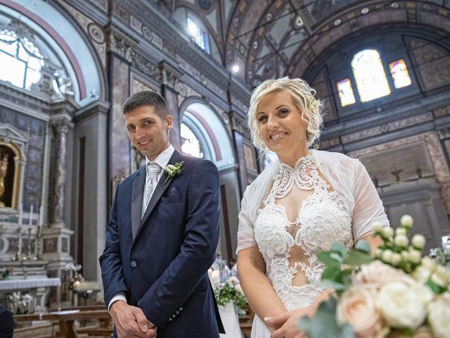 Il matrimonio di Elena e Andrea a Ghedi, Brescia 15