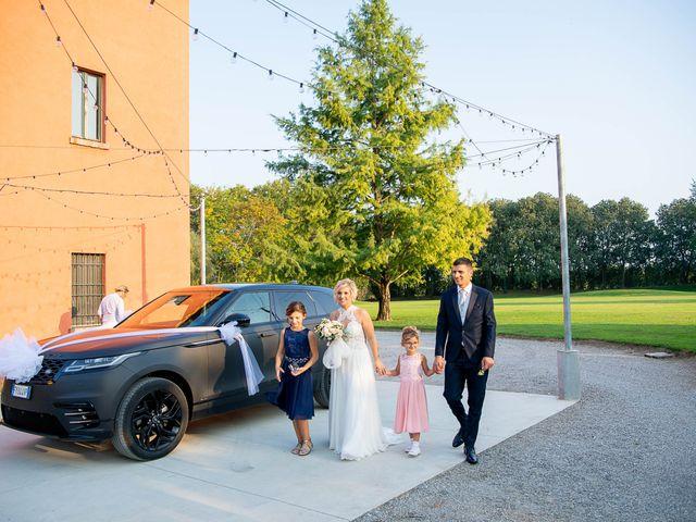 Il matrimonio di Elena e Andrea a Ghedi, Brescia 16