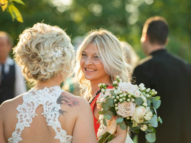 Il matrimonio di Elena e Andrea a Ghedi, Brescia 18
