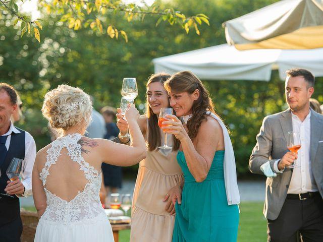 Il matrimonio di Elena e Andrea a Ghedi, Brescia 20