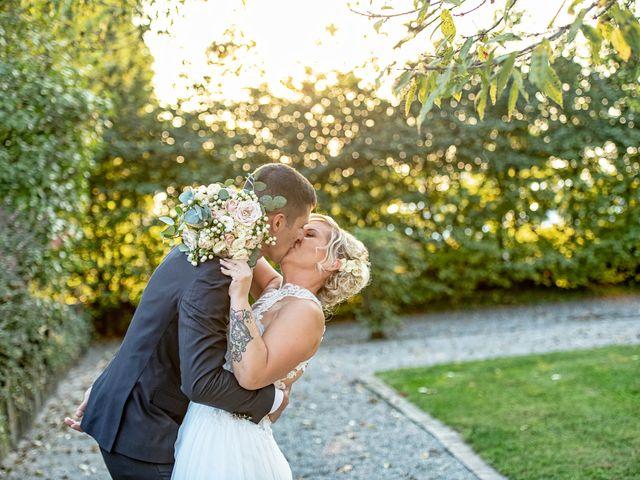 Il matrimonio di Elena e Andrea a Ghedi, Brescia 22