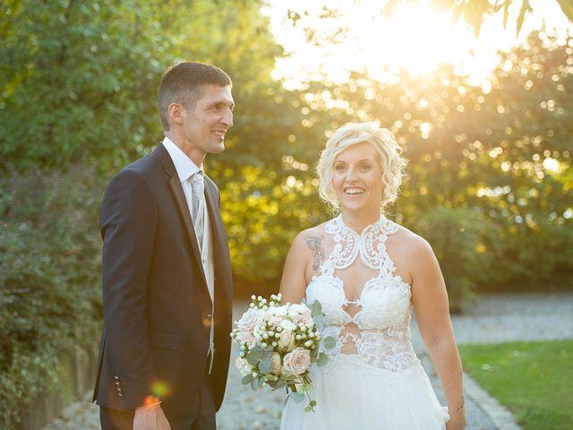 Il matrimonio di Elena e Andrea a Ghedi, Brescia 23