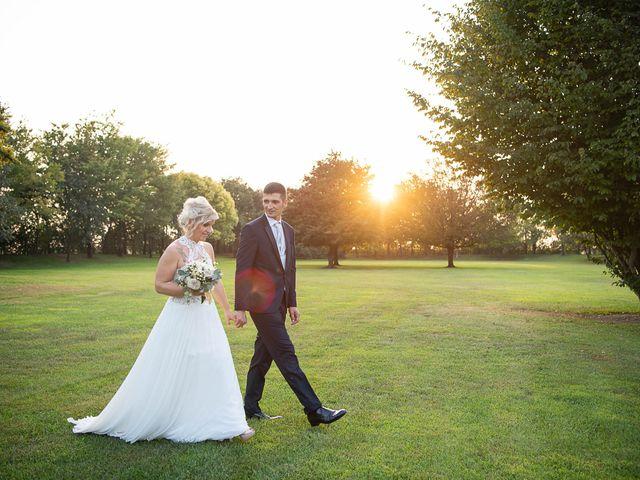 Il matrimonio di Elena e Andrea a Ghedi, Brescia 27