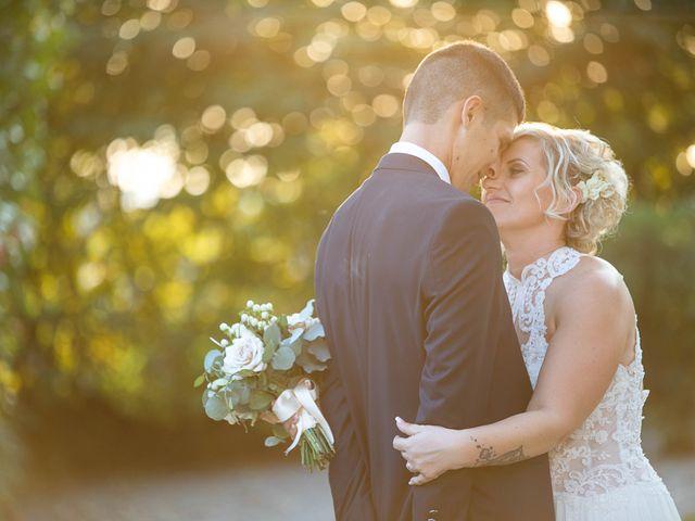 Il matrimonio di Elena e Andrea a Ghedi, Brescia 29