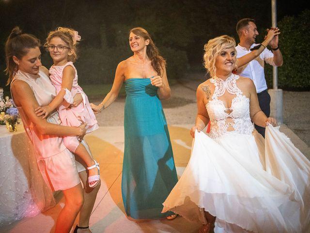 Il matrimonio di Elena e Andrea a Ghedi, Brescia 31