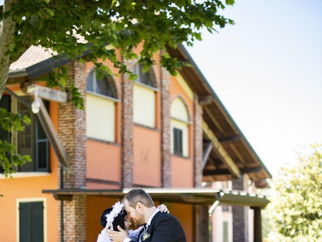 Il matrimonio di Marco e Delia a Milano, Milano 2
