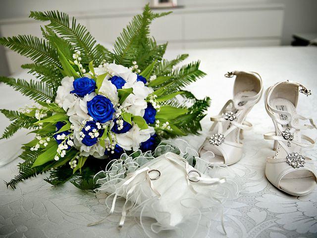 Il matrimonio di Andrea e Valentina a Porto Cesareo, Lecce 1