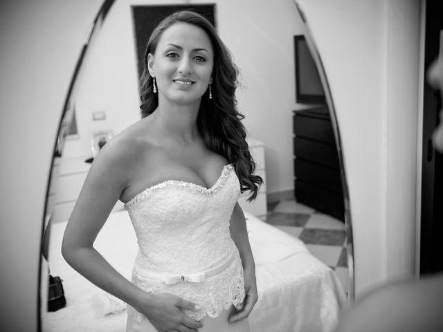 Il matrimonio di Andrea e Valentina a Porto Cesareo, Lecce 8