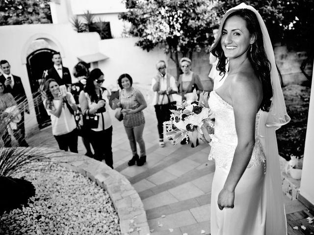Il matrimonio di Andrea e Valentina a Porto Cesareo, Lecce 20