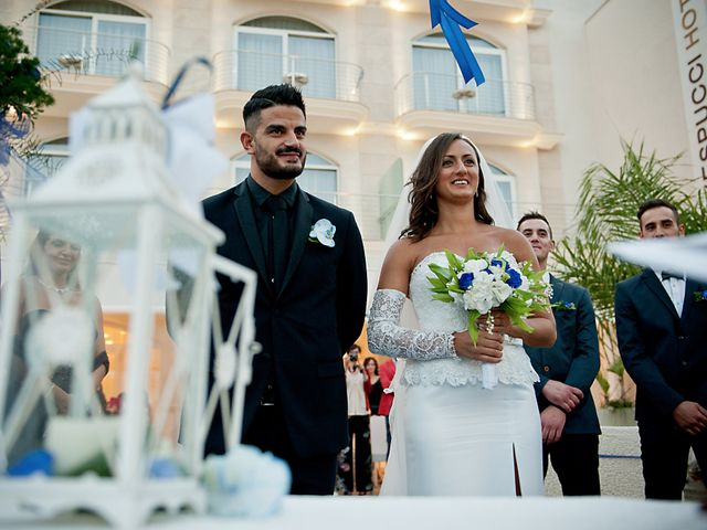 Il matrimonio di Andrea e Valentina a Porto Cesareo, Lecce 23