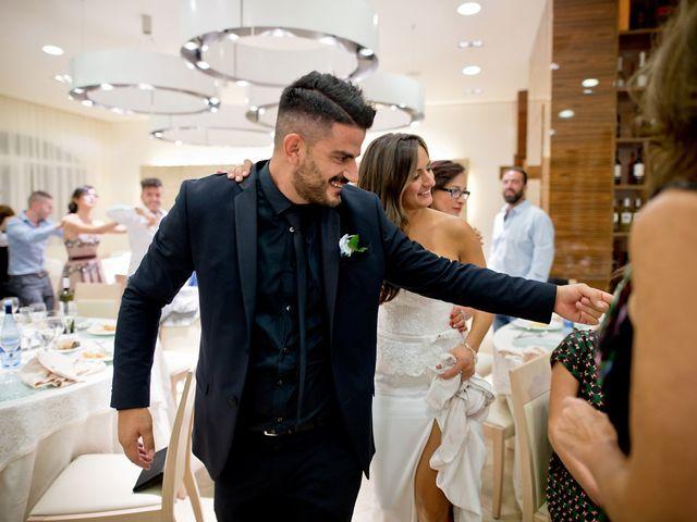 Il matrimonio di Andrea e Valentina a Porto Cesareo, Lecce 35
