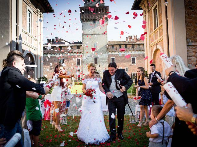 Il matrimonio di Maurizio e Mara a Chignolo Po, Pavia 1