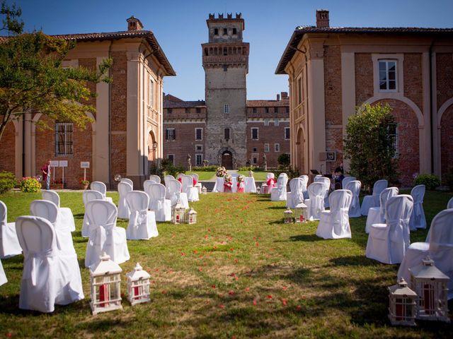 Il matrimonio di Maurizio e Mara a Chignolo Po, Pavia 6