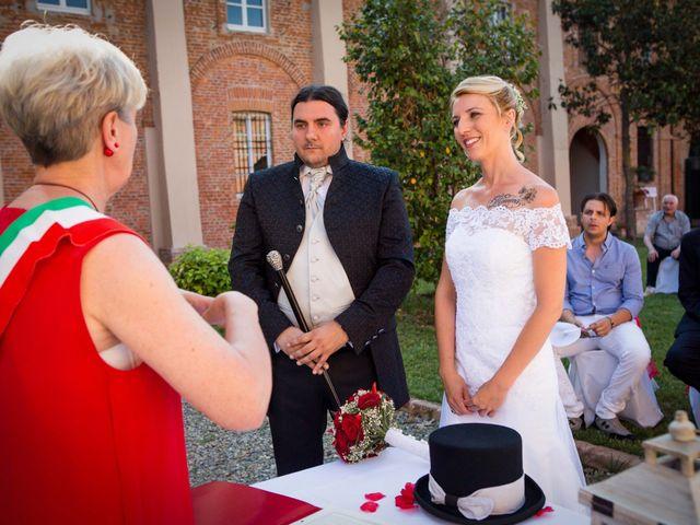 Il matrimonio di Maurizio e Mara a Chignolo Po, Pavia 7