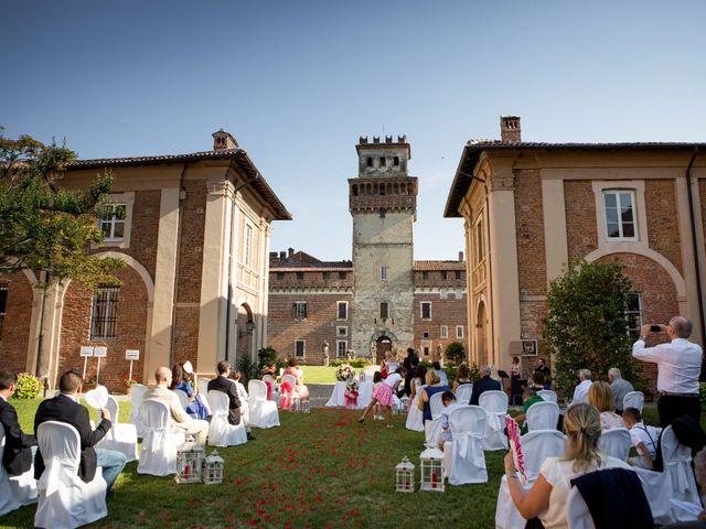 Il matrimonio di Maurizio e Mara a Chignolo Po, Pavia 8