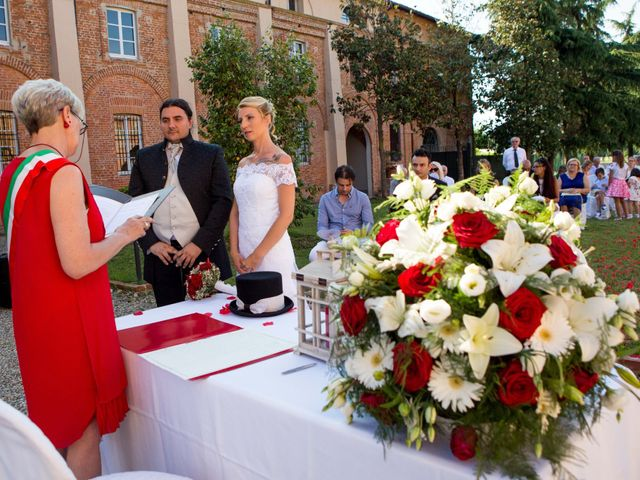Il matrimonio di Maurizio e Mara a Chignolo Po, Pavia 9