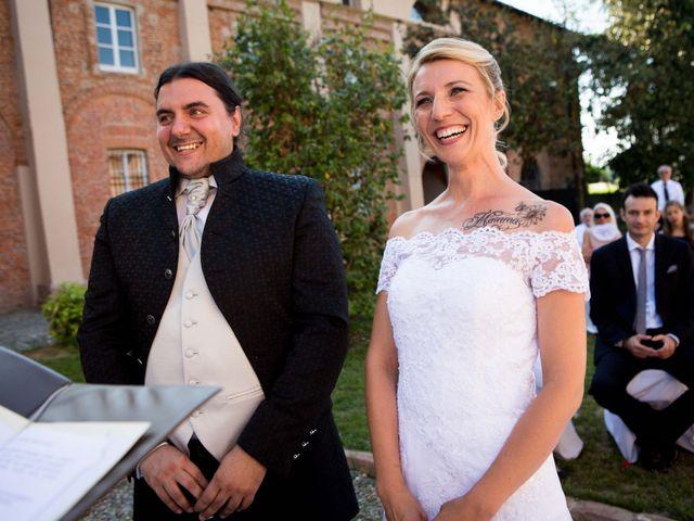 Il matrimonio di Maurizio e Mara a Chignolo Po, Pavia 10