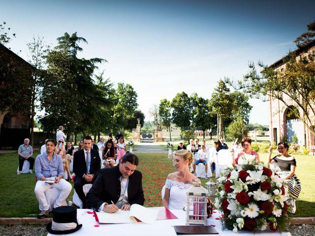 Il matrimonio di Maurizio e Mara a Chignolo Po, Pavia 11