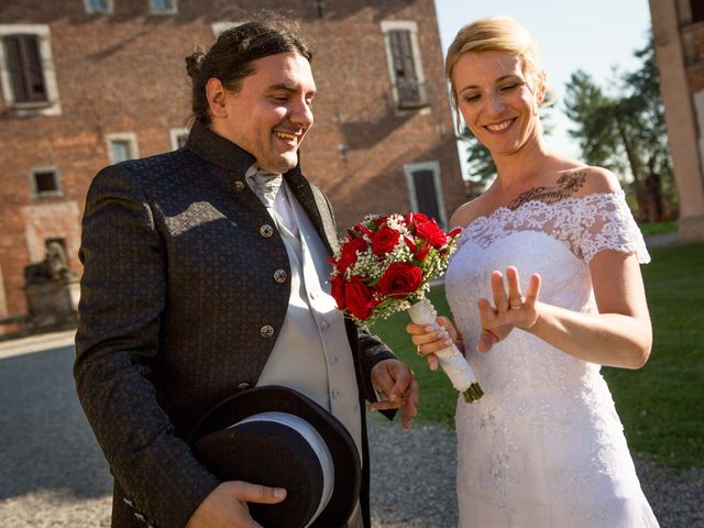 Il matrimonio di Maurizio e Mara a Chignolo Po, Pavia 17