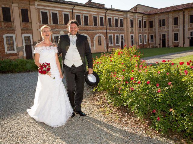 Il matrimonio di Maurizio e Mara a Chignolo Po, Pavia 18