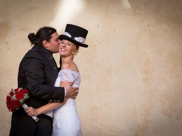 Il matrimonio di Maurizio e Mara a Chignolo Po, Pavia 20