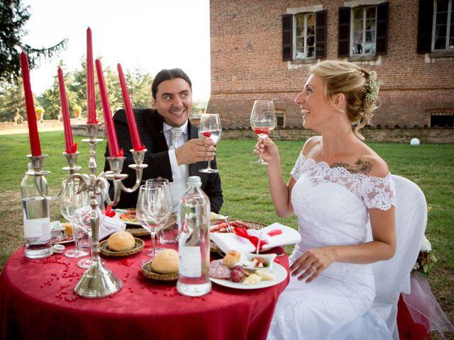 Il matrimonio di Maurizio e Mara a Chignolo Po, Pavia 25