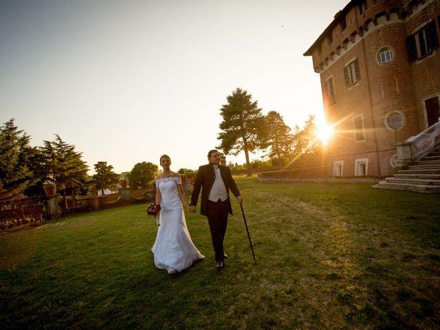 Il matrimonio di Maurizio e Mara a Chignolo Po, Pavia 29