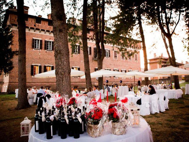 Il matrimonio di Maurizio e Mara a Chignolo Po, Pavia 30
