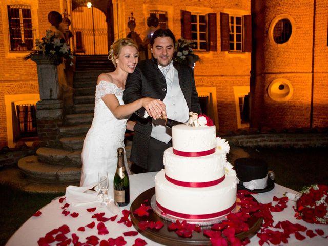 Il matrimonio di Maurizio e Mara a Chignolo Po, Pavia 32