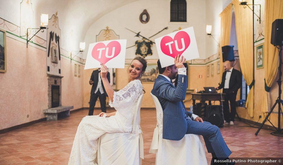 Il matrimonio di Vincenzo e Patrizia a Inverigo, Como
