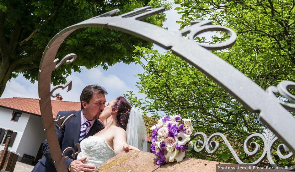 Il matrimonio di Emanuela e Ivan a Magenta, Milano