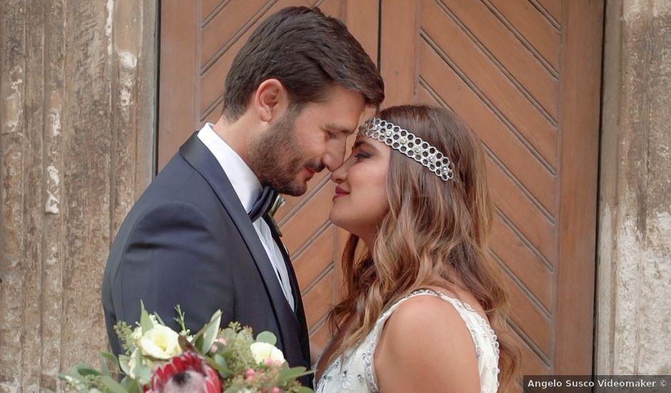 Il matrimonio di Stefano e Margie a Mola di Bari, Bari