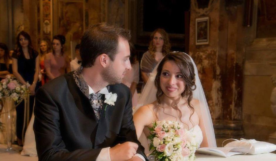 Il matrimonio di Andrea e Pauline a Roma, Roma