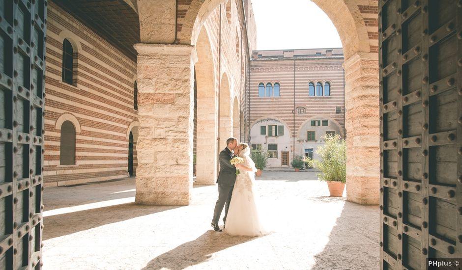 Il matrimonio di Fabio e Renata a Verona, Verona