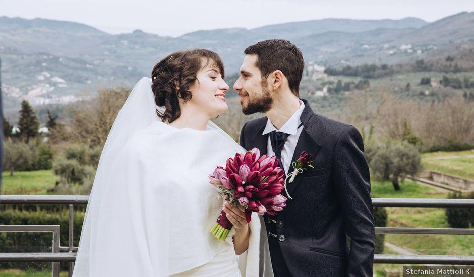 Il matrimonio di Andrea e Giulia a Fiesole, Firenze