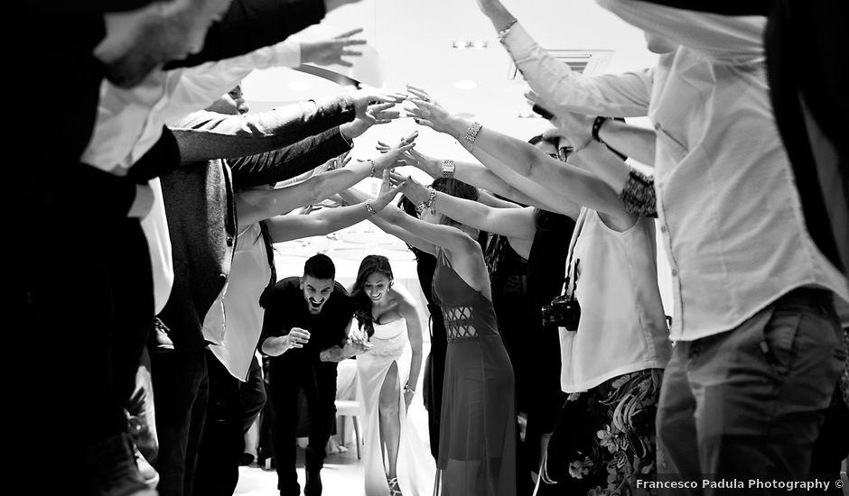 Il matrimonio di Andrea e Valentina a Porto Cesareo, Lecce