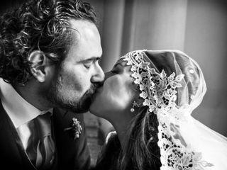 Le nozze di Chiara e Felipe