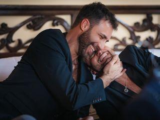 Le nozze di Gennaro e Luca 1