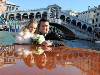 Le nozze di Cristine e Bernard 2