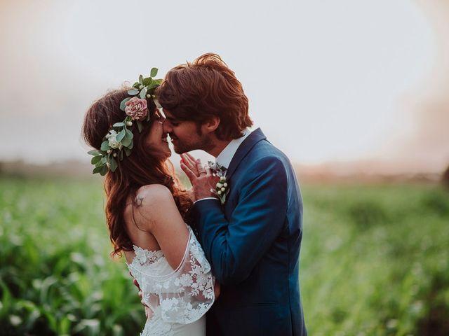 le nozze di Arianna e Romain