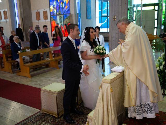 Il matrimonio di Paolo e Noemi a Brescia, Brescia 46
