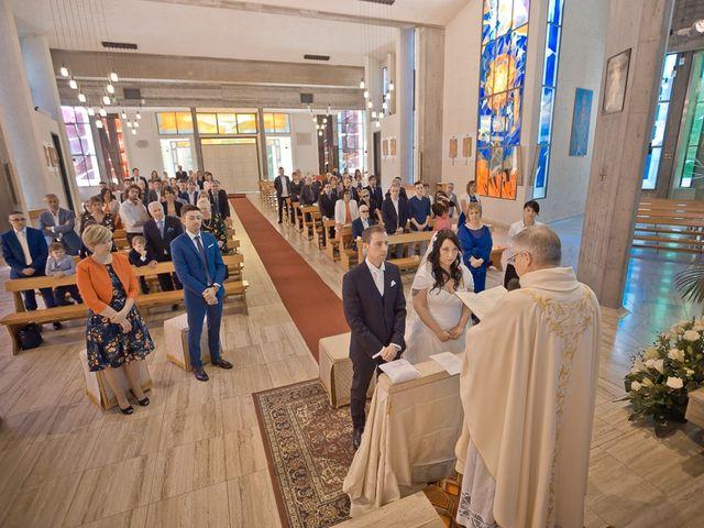 Il matrimonio di Paolo e Noemi a Brescia, Brescia 49